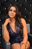 Sanjjanaa in a deep neck short dress spicy Pics 13 7 2017 ~  Exclusive Celebrities Galleries 101.JPG