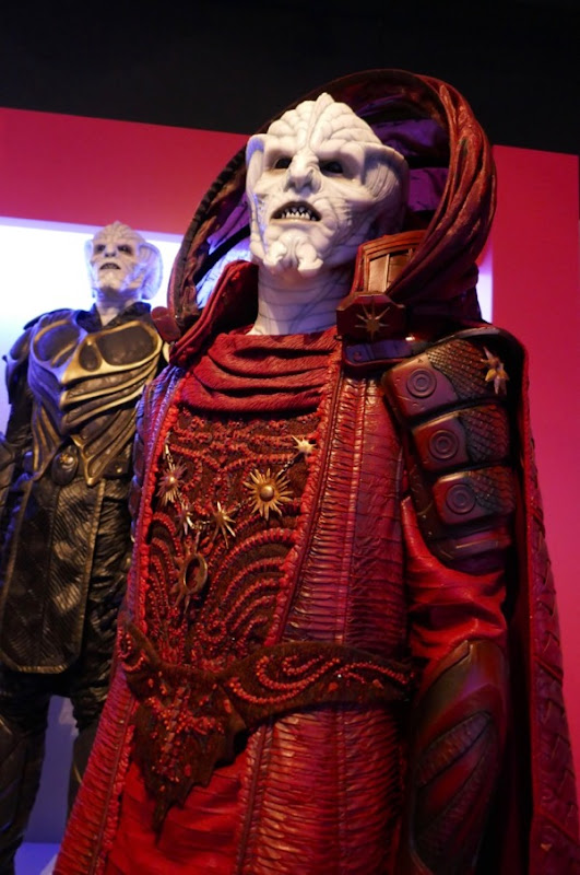 James Horan The Orville Sazeron costume