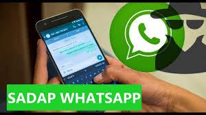 Cara Menyadap Whatsapp Sangat Mudah Tahan Lama!