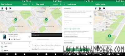 Cara Melacak Hp Android Yang Hilang Menggunakan Email
