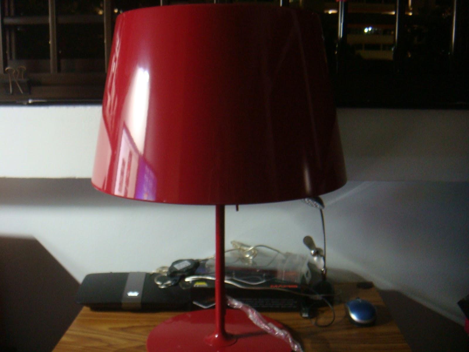 Ikea Kulla Lamp Dismantled