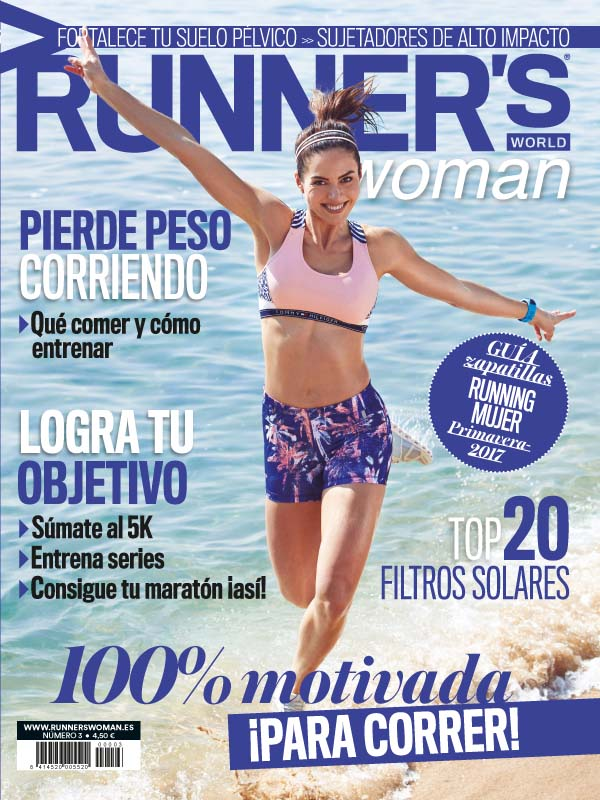 Revista RUNNER woman