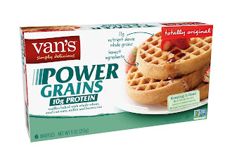Enter the Van's Food Year of Waffles Giveaway. Ends 8/24.
