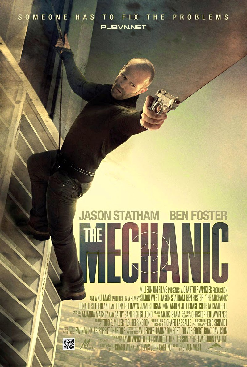 The Mechanic 2011 - Full (HD)