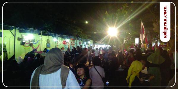 Keramaian di Pasar Kangen Jogja | adipraa.com