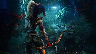 Tomb Raider Reborn (Fan Art)