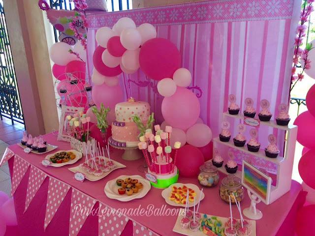 Dessert Buffet Set-up
