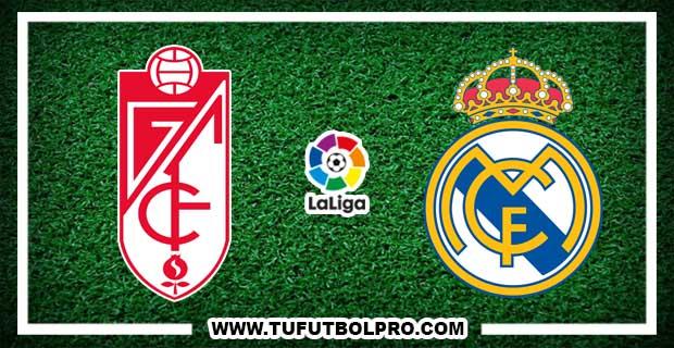 Ver Granada vs Real Madrid EN VIVO Por Internet Hoy 6 de Mayo 2017