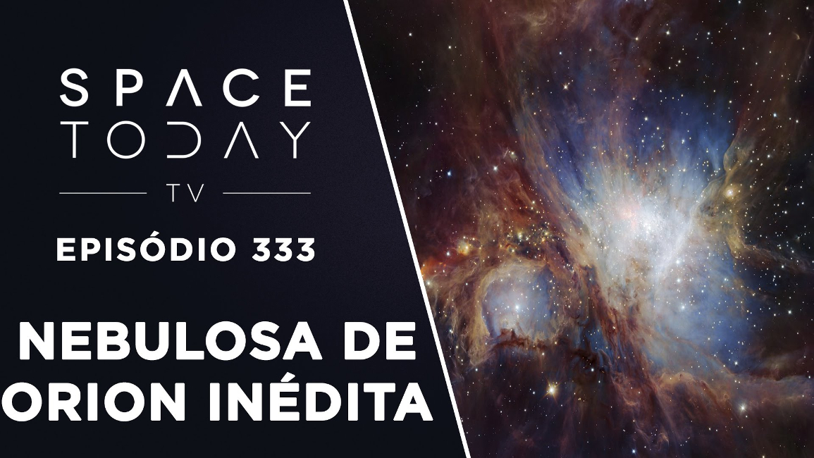 #3 Dica imperdível de canal no Youtube: SpaceToday