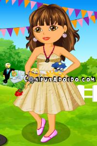 computadoido jogos Jogos Jogos de vestir da Dora Aventureira no aniversário jogos de meninas