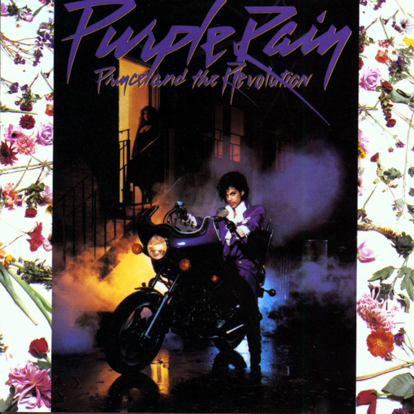 Prince - Purple Rain (Soundtrack from the Motion Picture) Cover