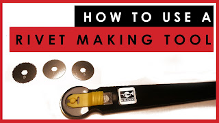 tutorial: how to use the Trumpeter rivet making tool