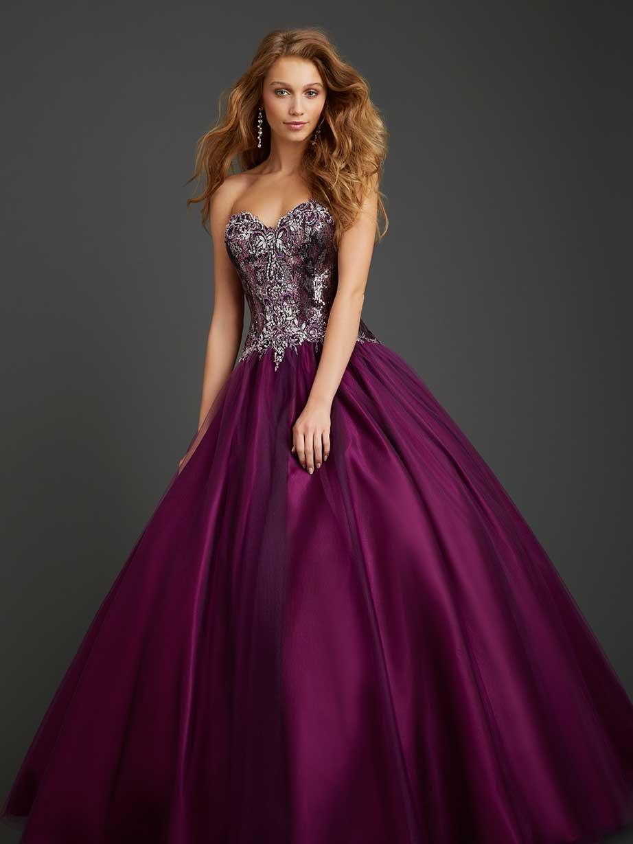 Nuevos vestidos estilo princesa de 15 años para fiesta ...