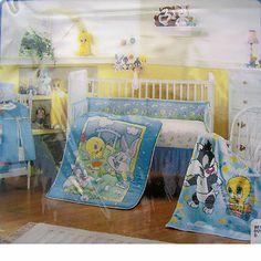 Baby Looney Tunes Nursery Items