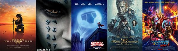Box office: 2017.06.12 Wonder Woman
