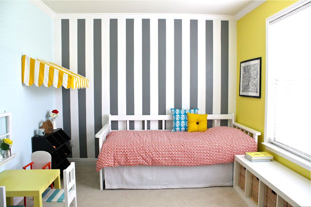 Feminine With Edge: Boy's Bedroom's