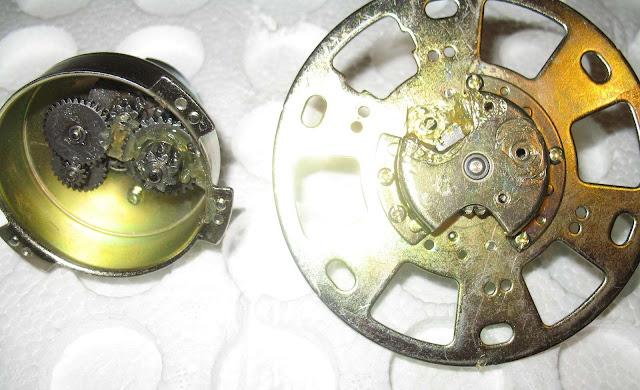 разборка и ремонт сервопривода стабилизатора напряжения
