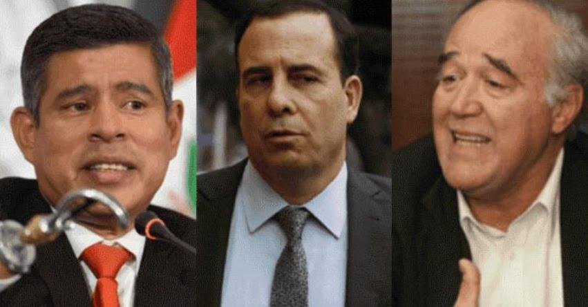 SIEMPRE LO NEGARON: Odebrecht confirmó reunión con Luis Galarreta, Víctor Andrés García Belaúnde y el periodista Aldo Mariátegui