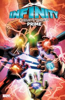 """Infinity Countdown"" el próximo evento de Marvel Comics"