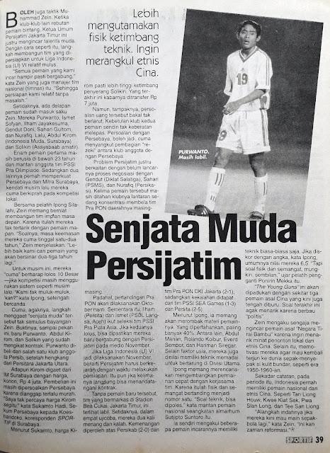 LIGA INDONESIA SENJATA MUDA PERSIJATIM