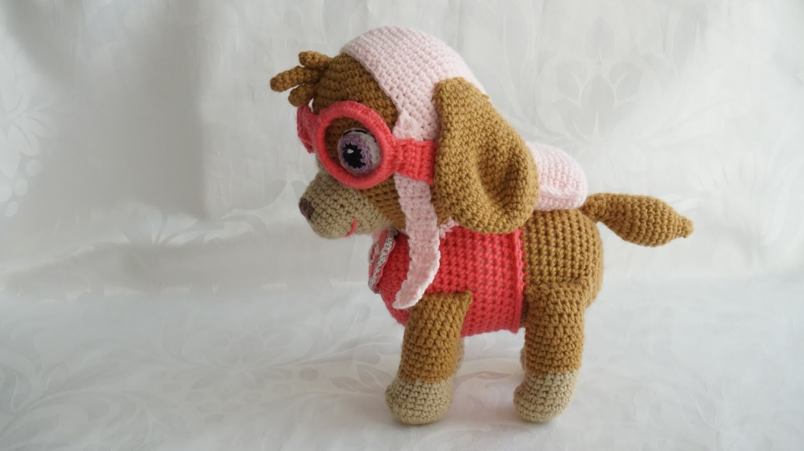 Osito Amigurumi Tutorial Canal Crochet : CANAL CROCHET: Patrulla canina amigurumi tutorial