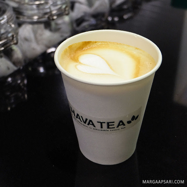 Caffe Latte Hava Tea