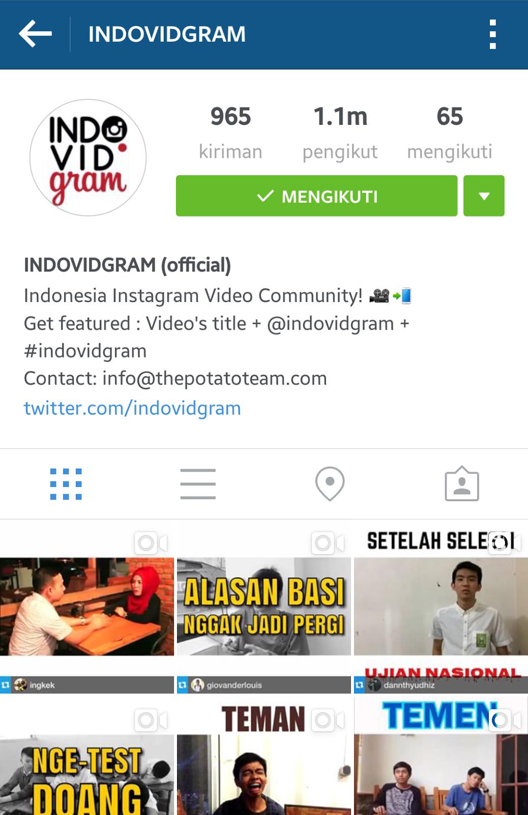 Aplikasi Edit Video Yang Digunakan Anak Indovidgram Notes Lano