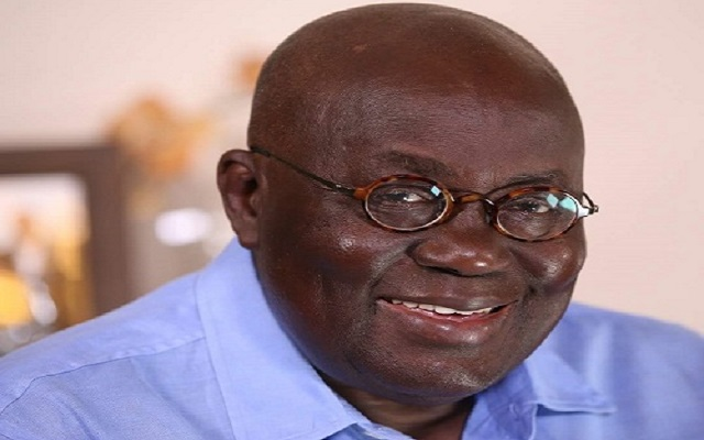 Fix weaknesses in banking sector – Akufo-Addo to BoG