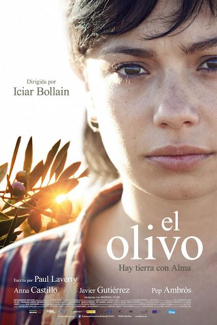 Cartel: El olivo