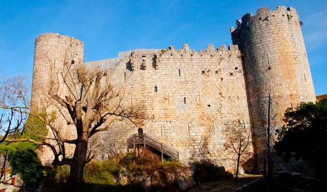 El castillo de Termes