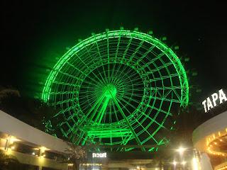 Roda gigante do I-Drive 360º