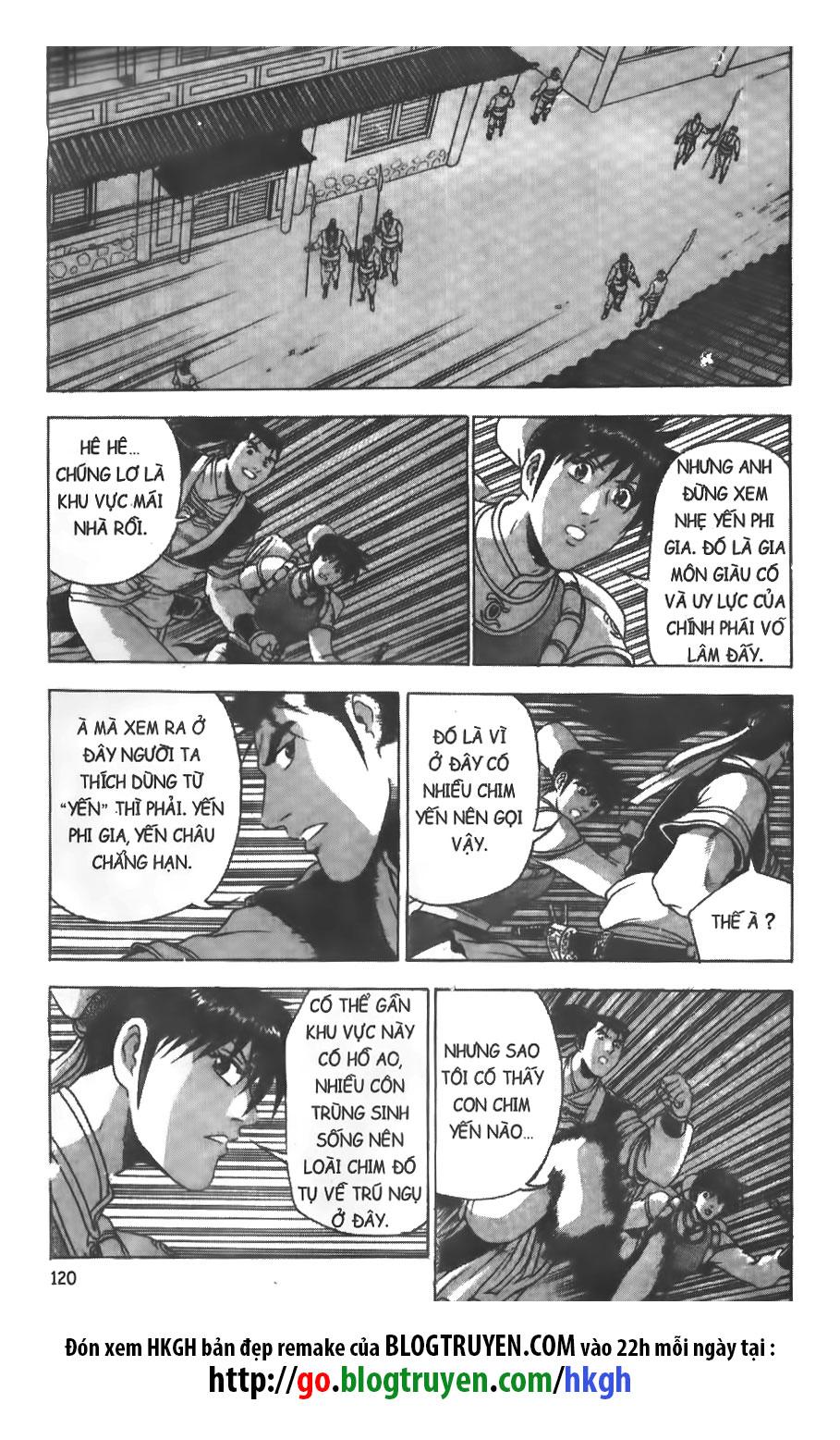 Hiệp Khách Giang Hồ Chap 233