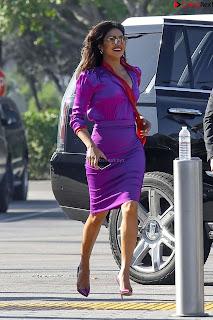 Priyanka Chopra in Beautiful Purple at universal studios ~ .xyz Exclusive 003.jpg