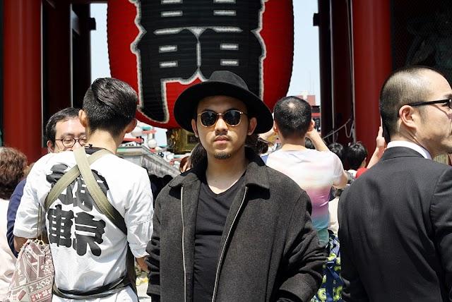 A DAY IN ASAKUSA, TOKYO, JAPAN
