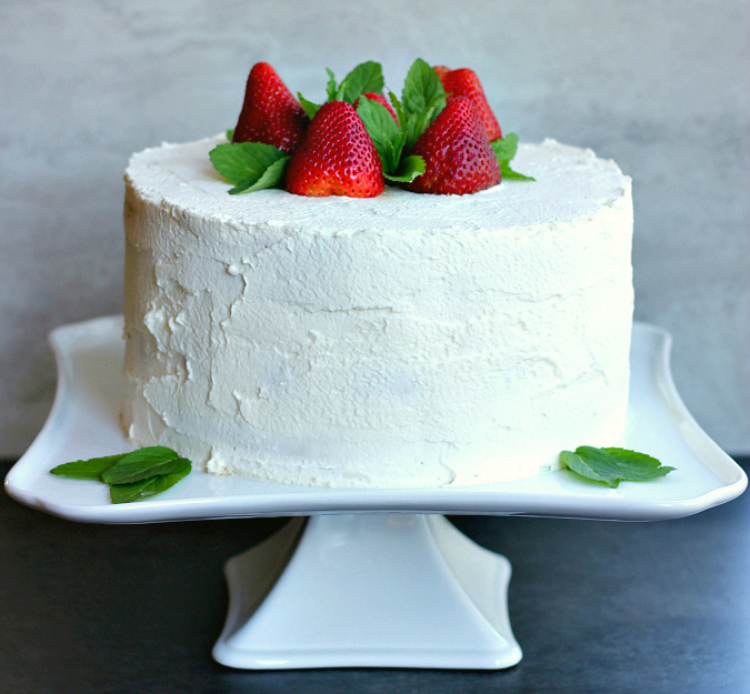 Recently My Mom Saw A Picture Of Strawberry Cake On The Cover May 2017 Issue Southern Living Magazine She Mentioned That Wanted To Try