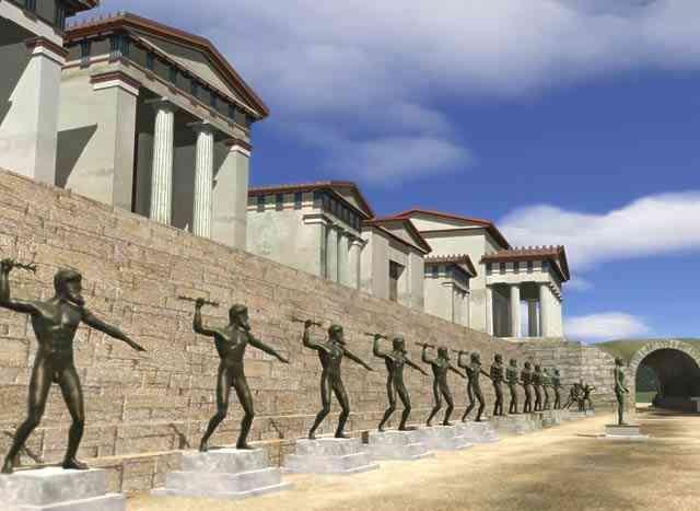 Historia De Los Juegos Olimpicos Antiguos Te Interesa Saber