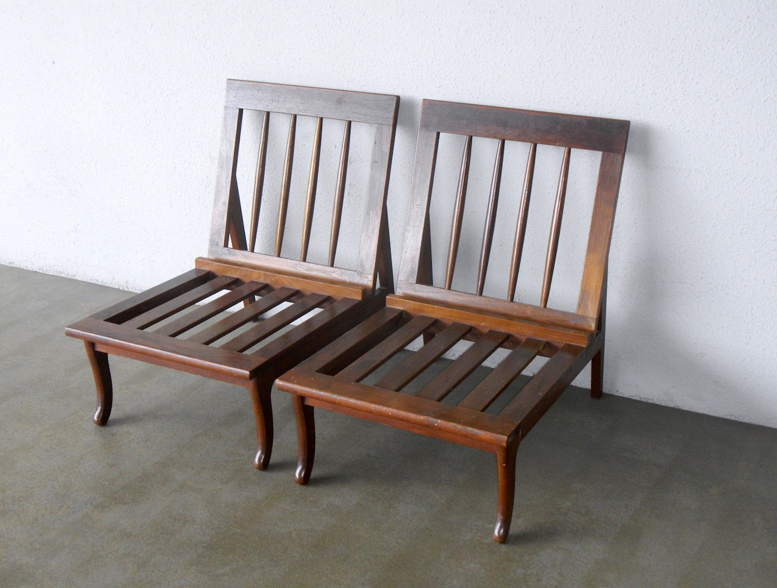 single armless sofa chair settee couch difference furnish me vintage bobs furniture