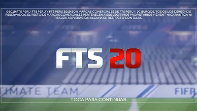 FTS 20 Beta Season 2019/2020