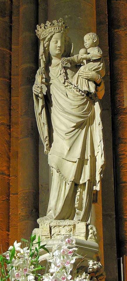 Nossa Senhora de Paris, catedral Notre Dame, Paris.