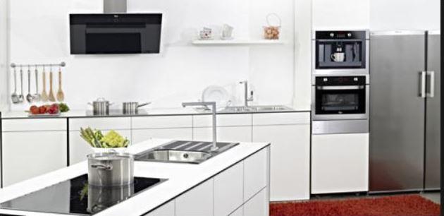 Phụ kiện nhà bếp cao cấp thiết kế nên căn bếp tiện nghi