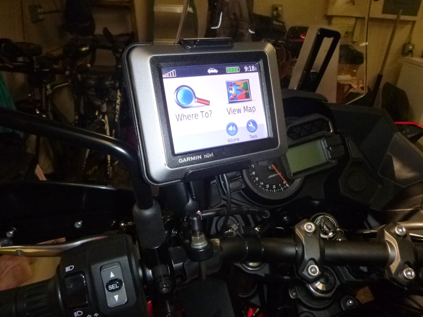 Versys Ventures, and more    : TomTom Rider