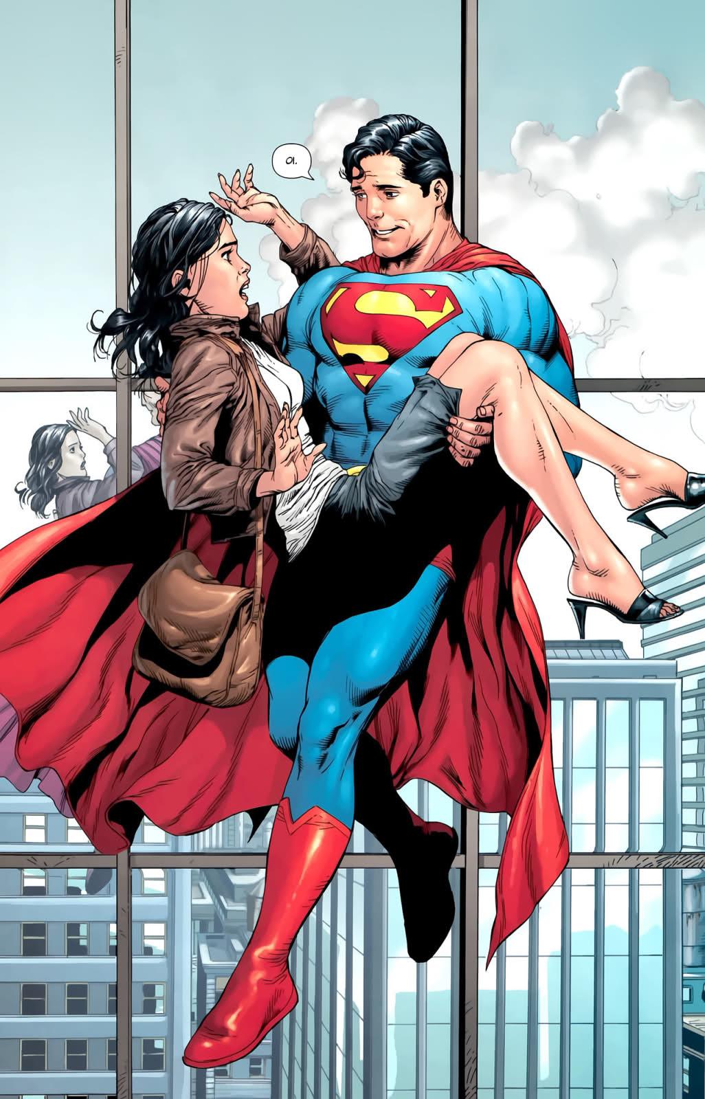 Smallville cartoon porn