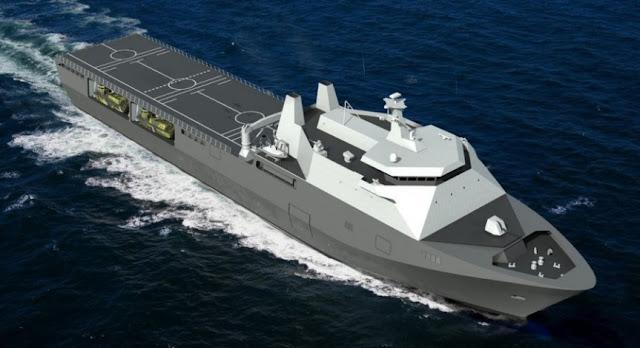 KKP Beli Kapal Induk dan Helikopter untuk Maksimalkan Patroli Laut