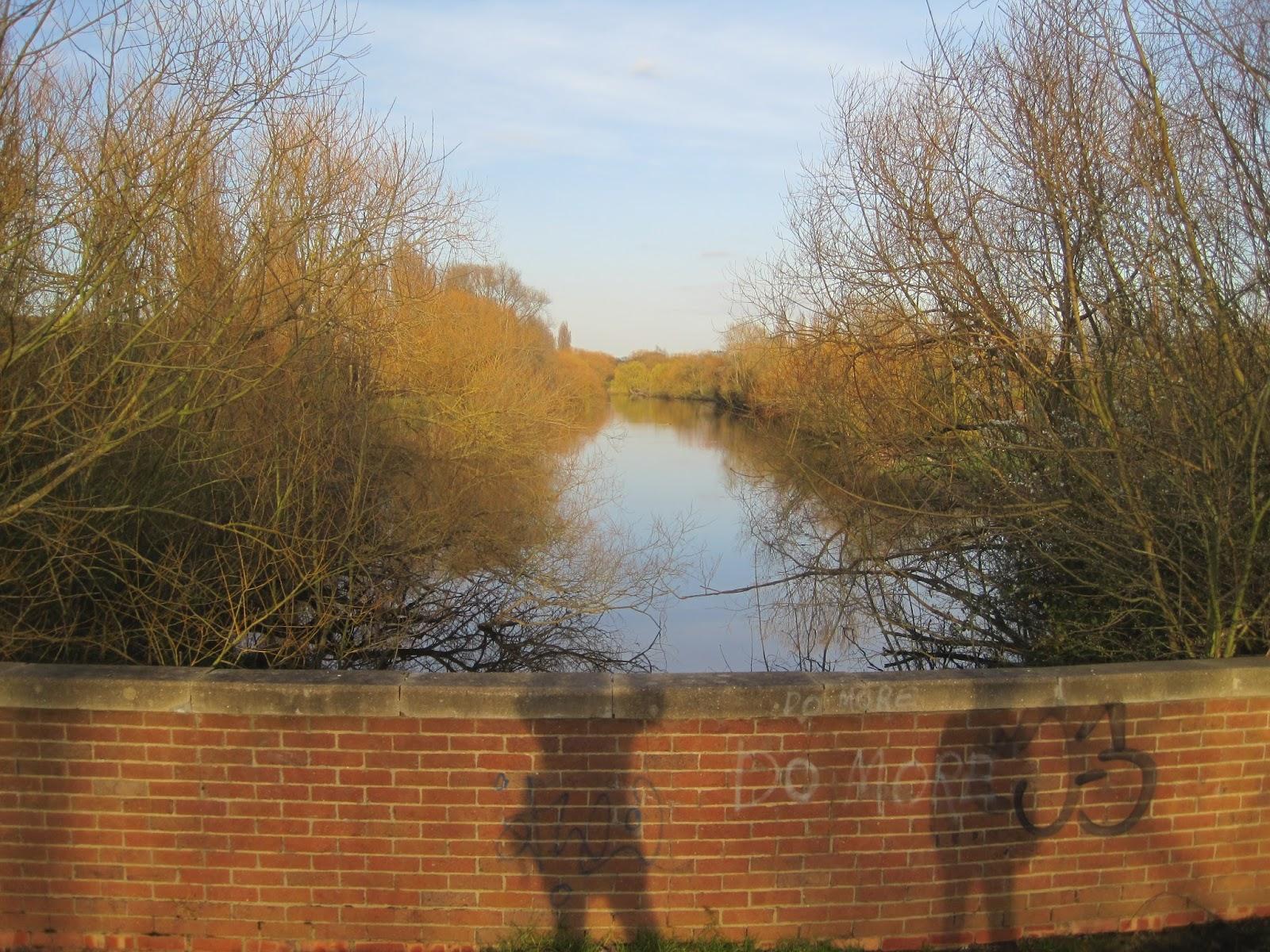 Gloucester park pond