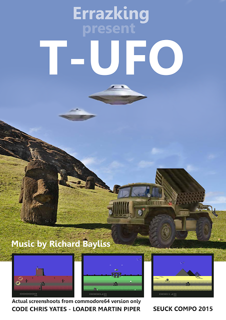 Making OFF: T-UFO