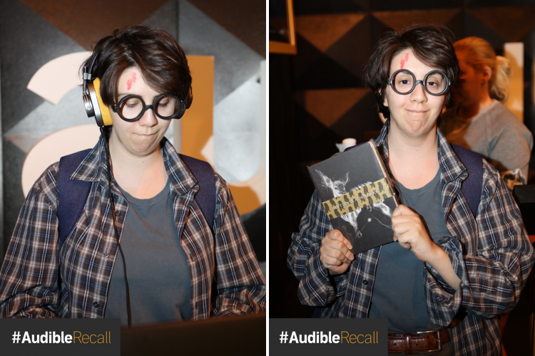 Audible Recall A Celebration of Harry Potter 2018