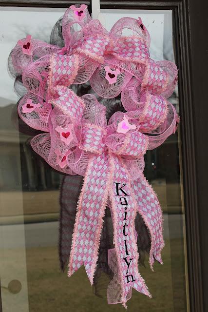 Miss Kopy Kat How To Make Deco Mesh Wreaths