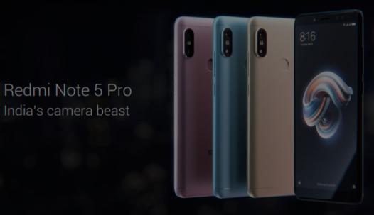 Cara Instal TWRP Xiaomi Redmi Note 5 Pro