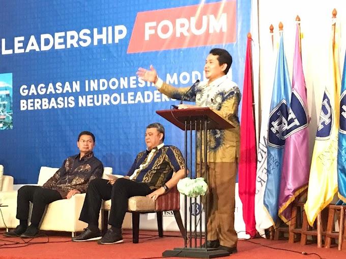 Gagasan Indonesia Modern Berbasis Neuroleadership