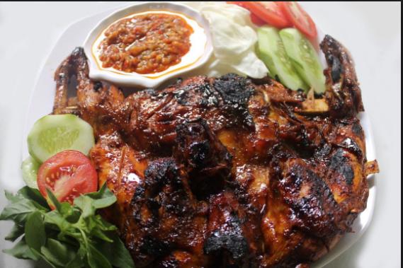 Resep Membuat Ayam Bakar Teflon Pedas Manis Dengan Mudah Dan